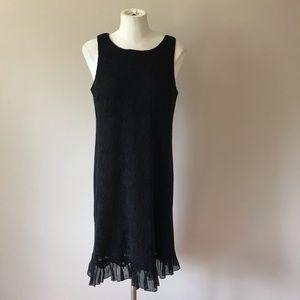 Liz Lange New York little black dress medium